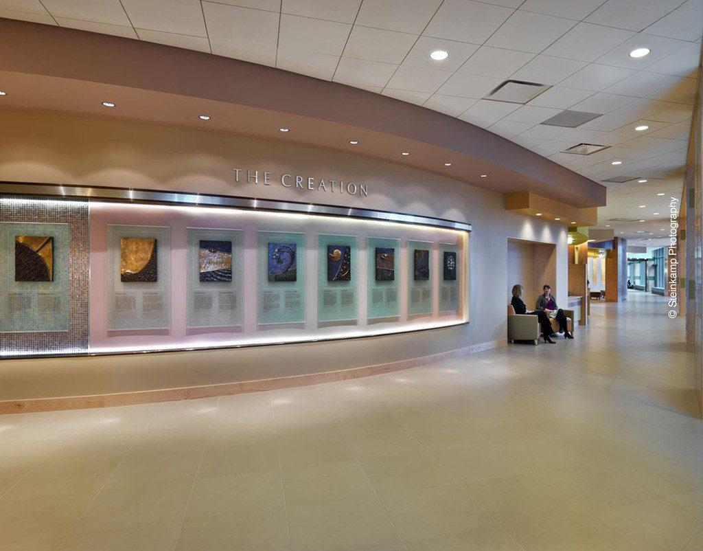 MORE Dự án INDU AND RAÏ SOIN MEDICAL CENTER - USA