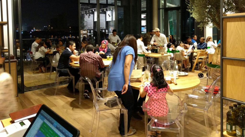 ONE Dự án CAESAR - EATALY - DUBAI