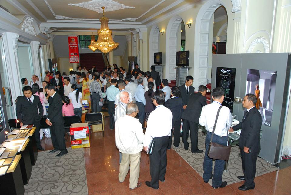 Đại hội KTS HCM nhiệm kỳ VI 2010