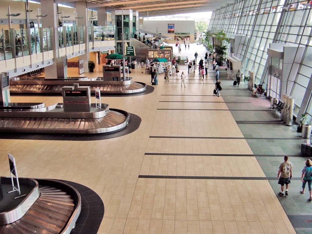 TECNOLITO Dự án SAN DIEGO AIRPORT - USA