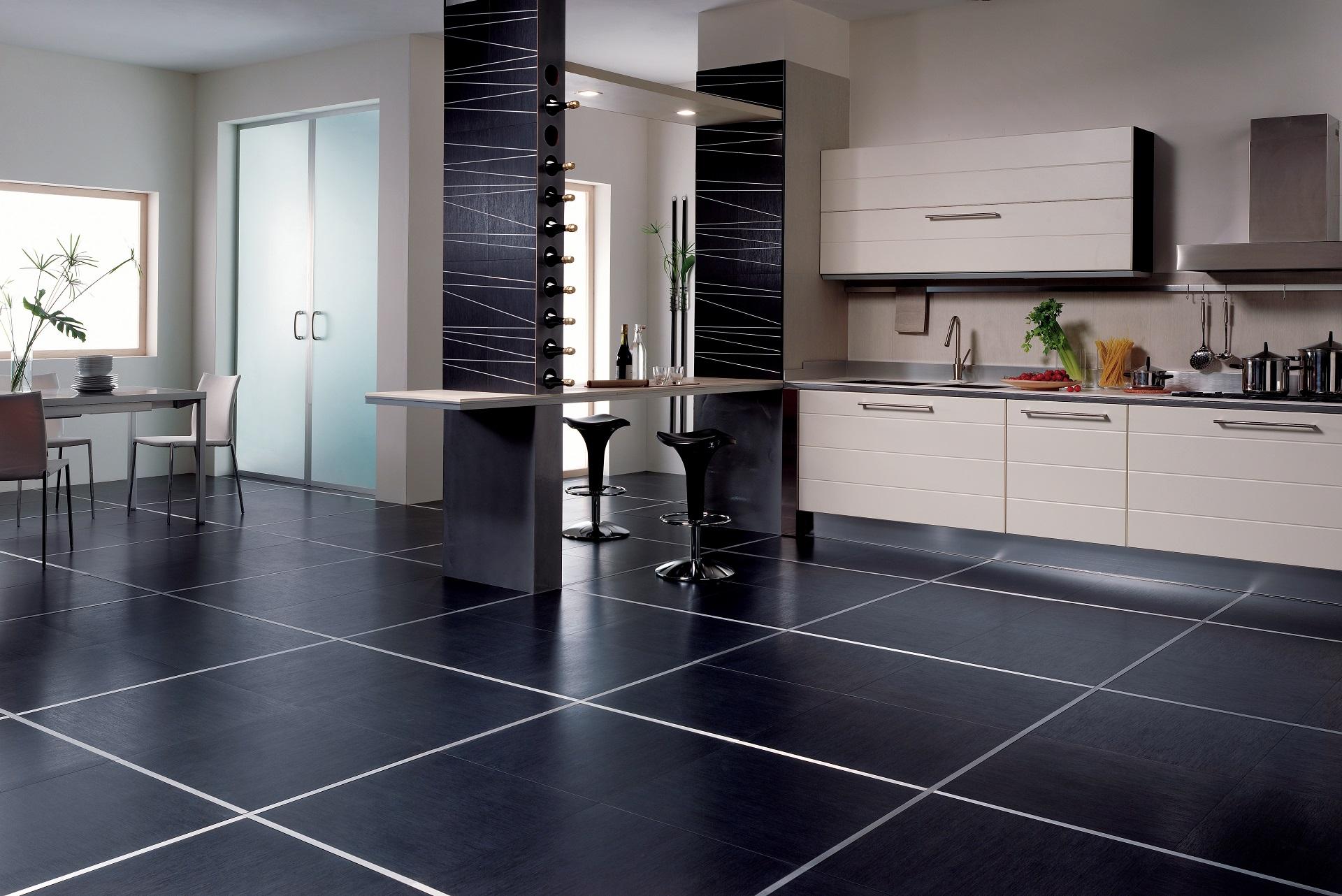 Dòng sản phẩm Feel được sử dụng cho không gian bếp hiện đại