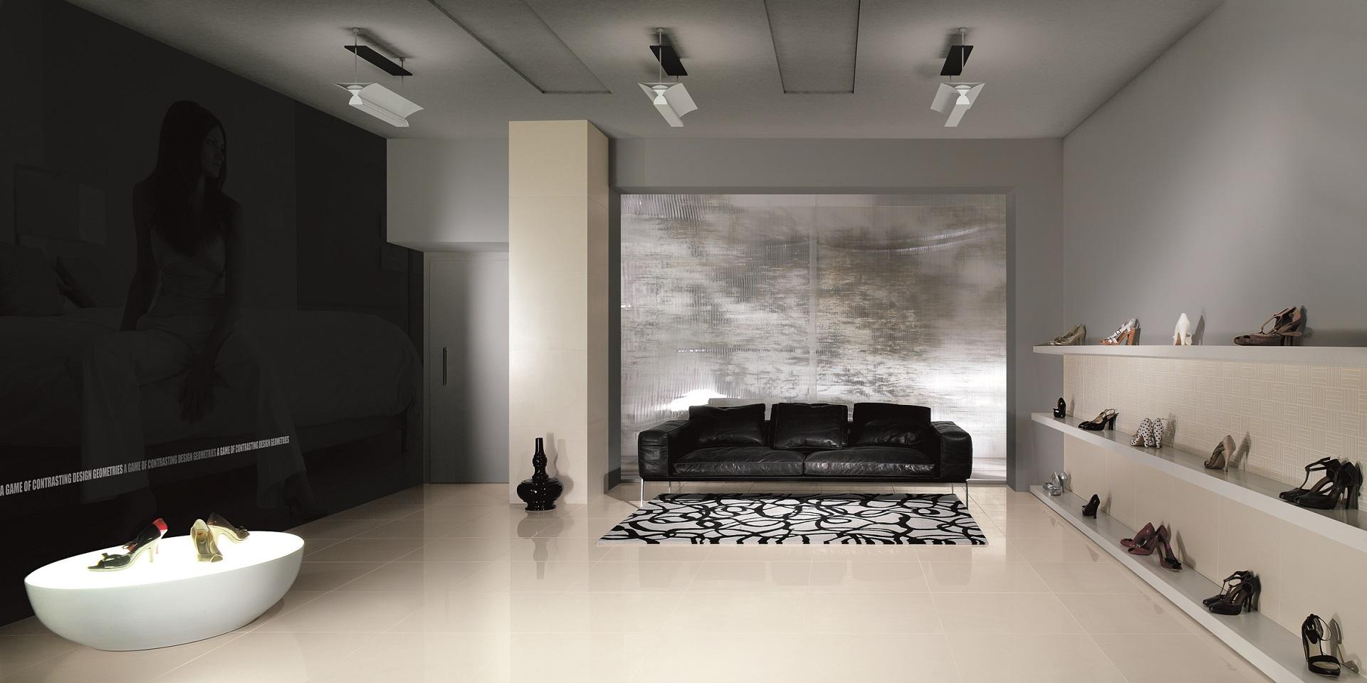 Những đặc quyền về không gian kiến trúc luôn được biểu thị bằng những tiêu chuẩn thẩm mỹ nghiêm ngặt.