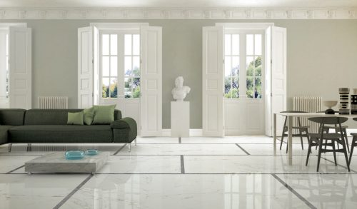 gạch ốp lát Volano Anima vân đá marble