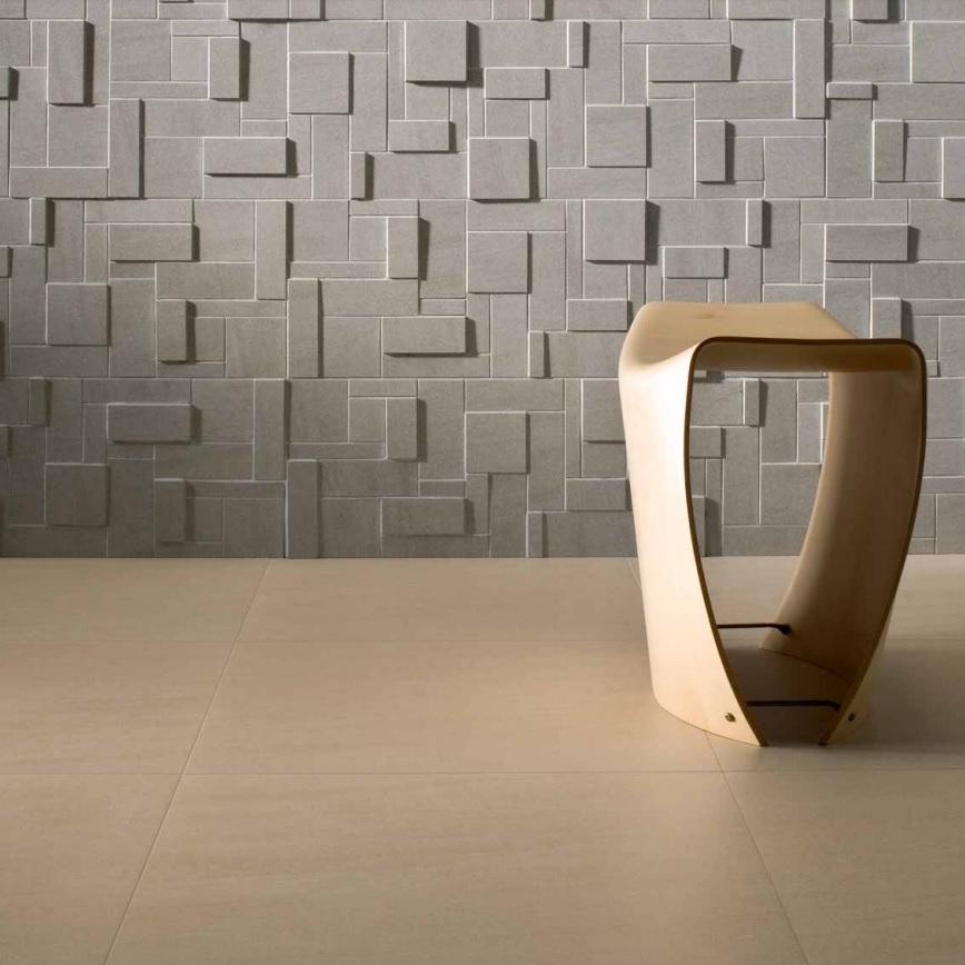 Emotion đã vén màn một triết lý sáng tạo mới về thẩm mỹ vượt ra khỏi những giới hạn hiện nay. Cung cấp cho bạn một giải pháp đổi mới thông minh giúp hoàn thiện thêm bề mặt sàn nhà và những tấm nền trước đó.