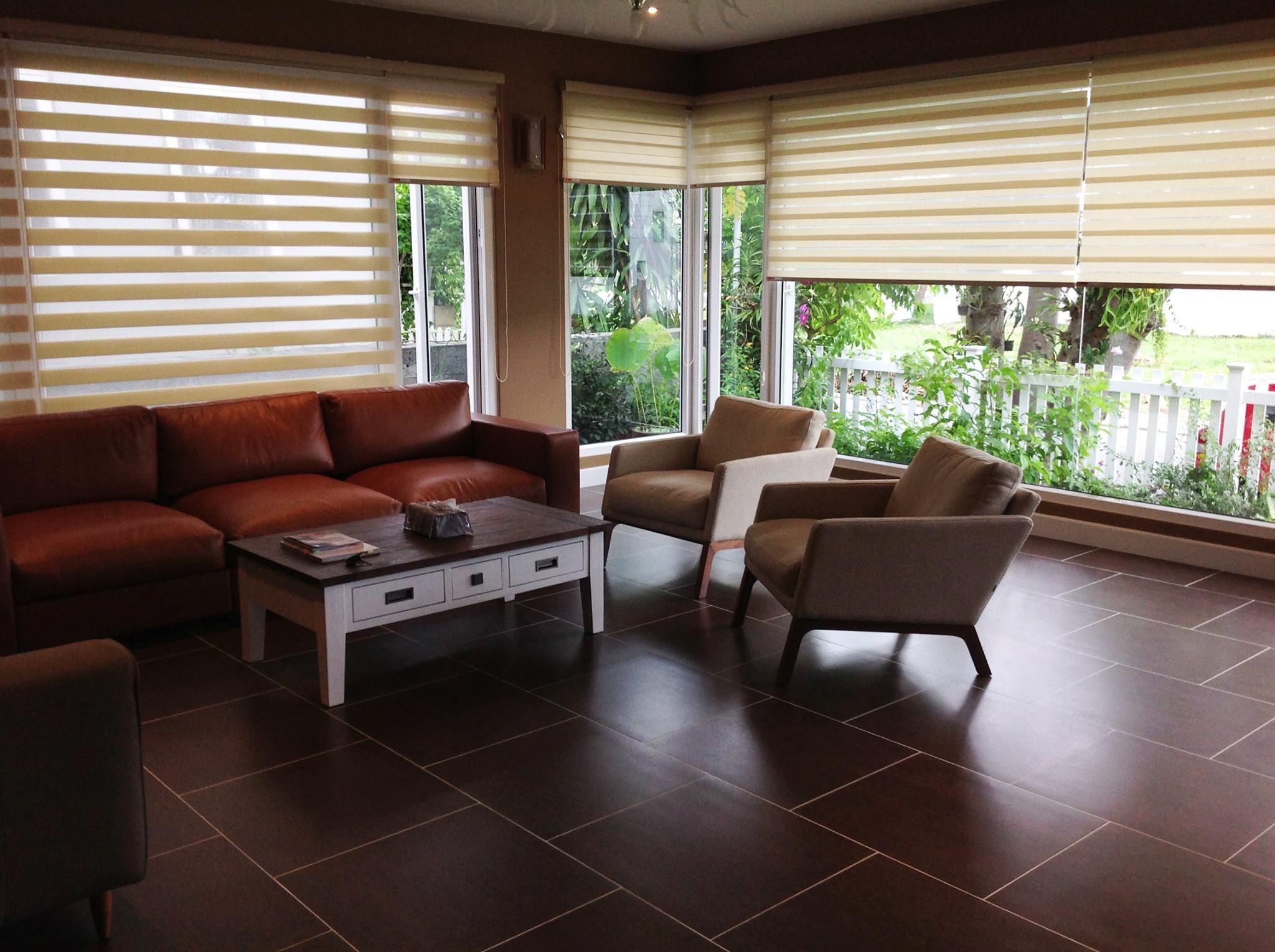 công trình thực tế sử dụng gạch ốp lát cao cấp nhập khẩu 100% từ Italy bởi Volano Porcelain Tiles.