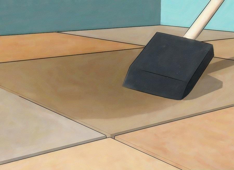 Phủ lớp bảo vệ bề mặt gạch