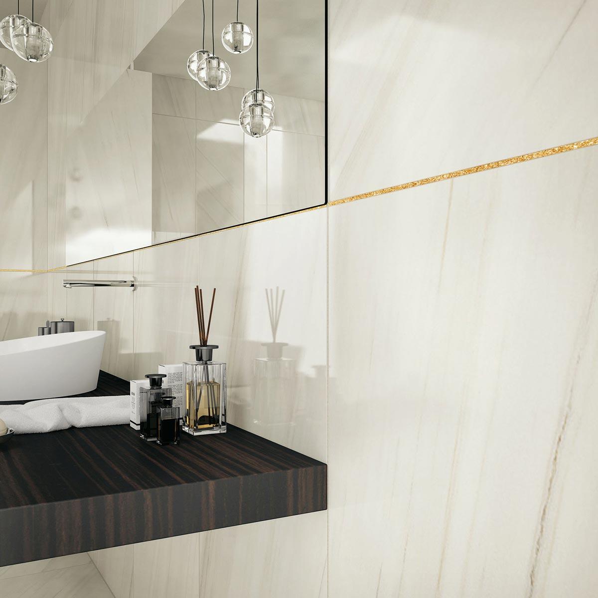 Gạch bóng kiếng toàn phần là dòng sản phẩm cao cấp nhất trong các phân khúc gạch bóng kiếng