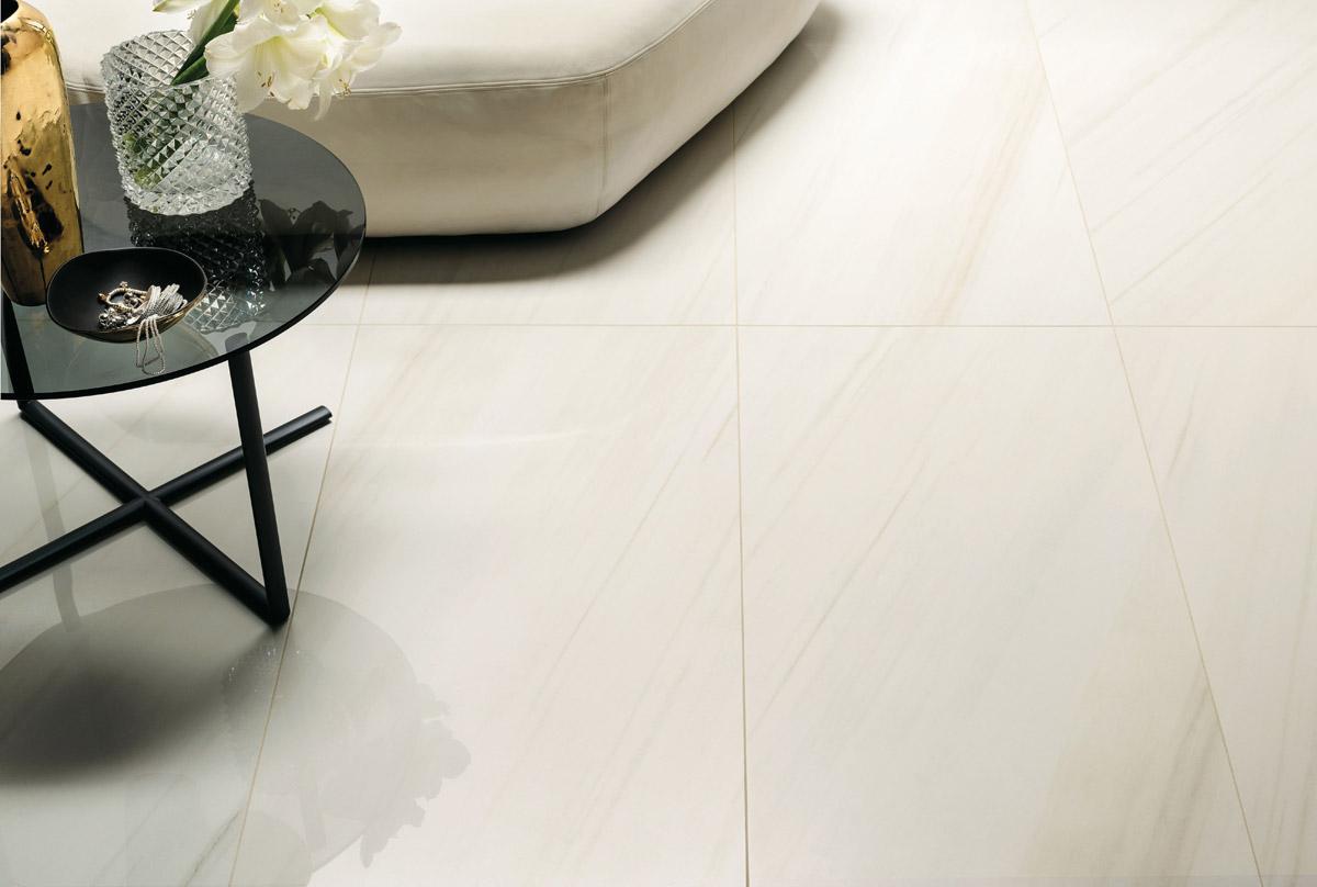 gạch bóng kính Elegant White đã trở thành một sự lựa chọn ưa thích của những dự án kiến trúc có uy tín