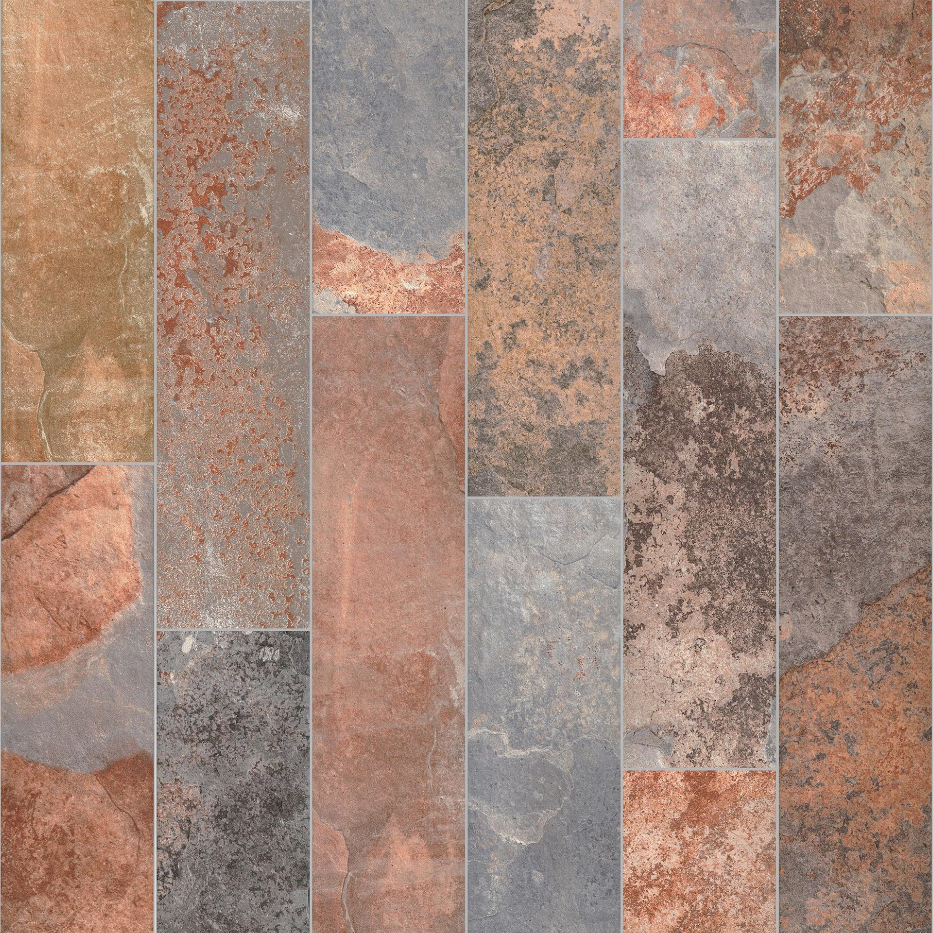 Gạch vân mộc mạc Rustic glazed tile