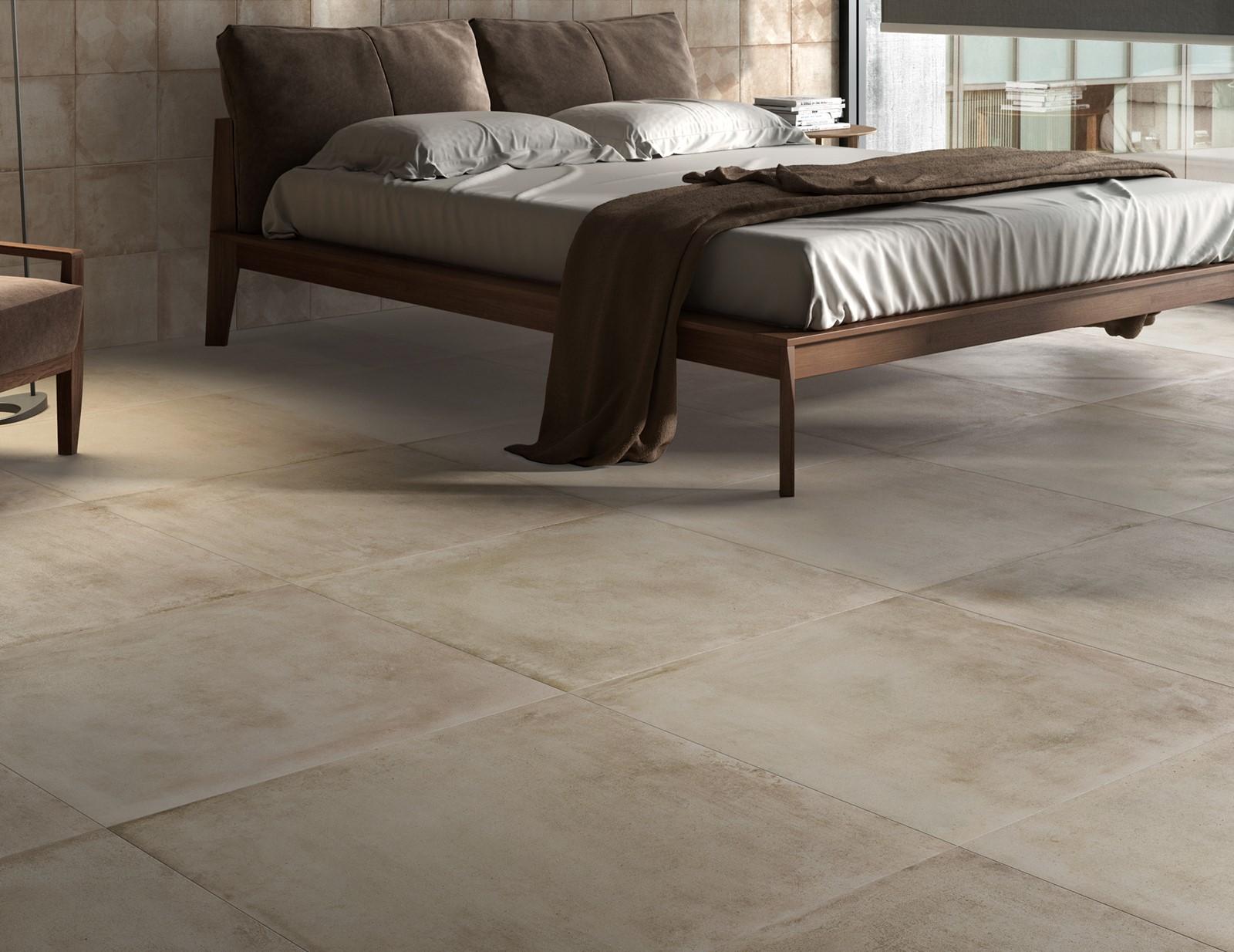 Tránh chọn gạch lát nền không phù hợp với gạch ốp tường